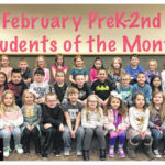 MTES names February students of the month