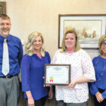 WCHCS receives Auditor of State Award