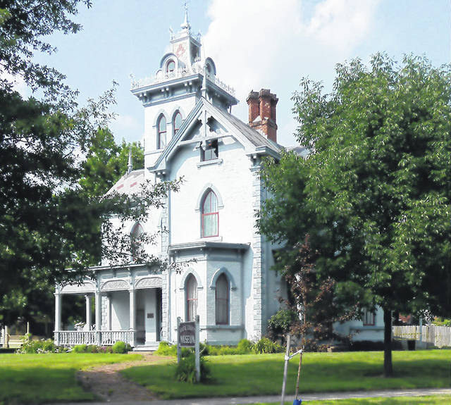 Opening weekend for the Fayette County Museum is this Saturday and Sunday from 1-4 p.m.