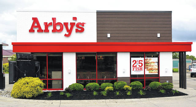Arby's at 1840 Columbus Ave. has been completely remodeled.
