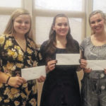 AAUW presents scholarships at spring banquet