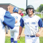 Blue Lions beat Braves in Sectional, 3-2