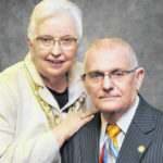 Jack, Carolyn DeWeese inducted into Senior Hall of Fame