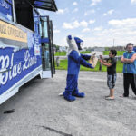 WCHCS launches 'Big Blue Bus'