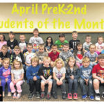 MTES names April Students of the Month