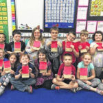 Class cares for local firefighters