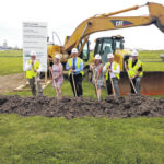 Breaking ground for new jail