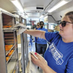Over 5,000 meals already served by 'Big Blue Bus'