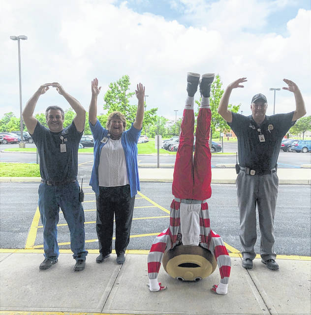 OSU makes tour stop at FCMH - The Record Herald