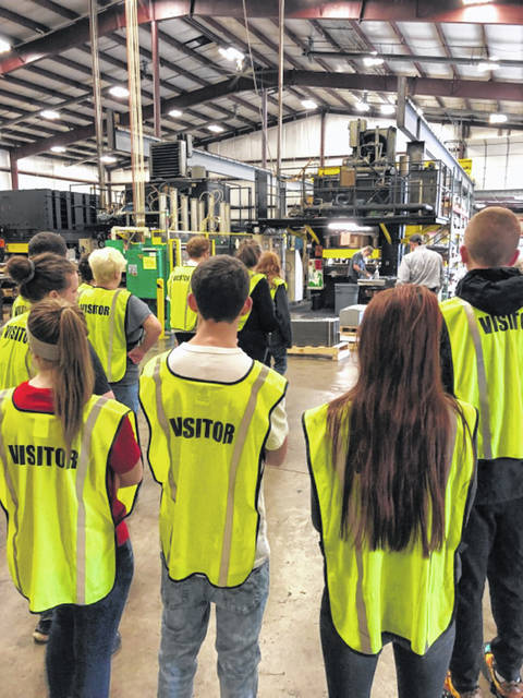 The 2019 Fayette County Youth Resiliency Career and Employment Exploration focused on people ages 16-24 who are undecided regarding employment. Workforce Services Unlimited, Inc. presented two days of on-site employer visits in June to introduce and provide first hand exposure to careers and available employment opportunities within the local community.