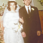 Pollocks to celebrate 50th wedding anniversary