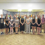 Buckeye State participants honored