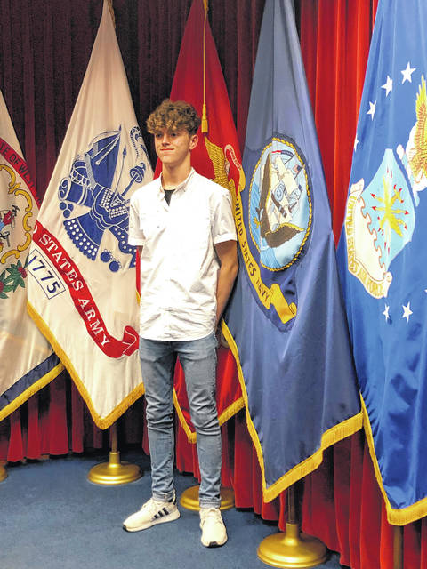 Jacob Downing, a Miami Trace High School senior, son of John and Tracy Downing, who is also an Eagle Scout of Jeffersonville Troop 67, went to MEPS on June 26 to enlist into the US Navy. Jacob was sworn in on June 27, he is now in the DEP program during his senior year and is to depart for basic training on June 23, 2020. His parents want to say how proud of him they are. Congratulations Future Sailor Downing!