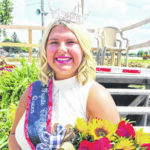 Pettit named Fair Queen