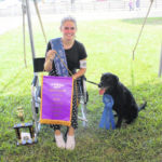 Evans named overall dog showman