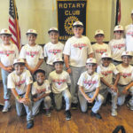All-Stars feted by Rotary