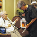 Local resident recognized for nursing career