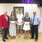 Elks present 'Most Valuable Student' scholarships