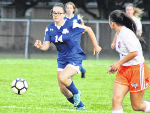 Lady Lions lose opener to Waverly