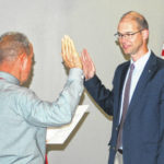 Newman sworn in as Southern State trustee