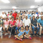 Gilmore-Parkison families hold annual reunion