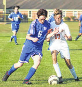 Waverly takes opener from Blue Lions, 4-3