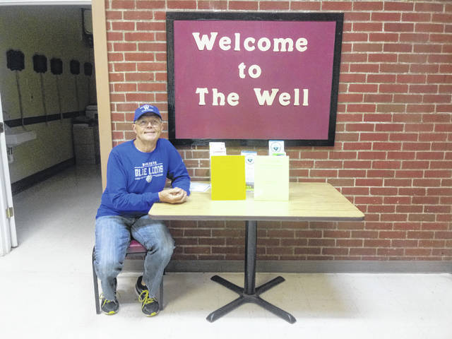 Jon Creamer, the former director of The Well, explained that The Well began from scratch and was able to help many people throughout it's ten years of service thanks to it's contributors and volunteers. The Well will offer it's last service on Saturday, Aug. 31.