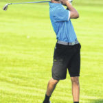 McClain leads field at FAC golf match