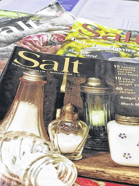 Readers can share their favorite memories of Salt magazine for an upcoming issue.