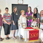 DKG chapter welcomes 5 new members