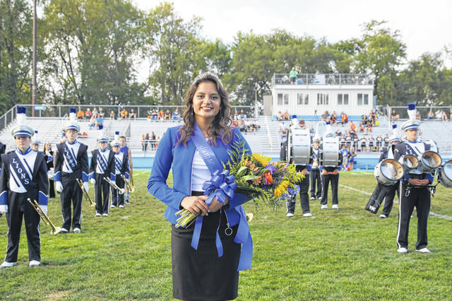Alexa Perez was the 2019 Homecoming Junior Attendant.
