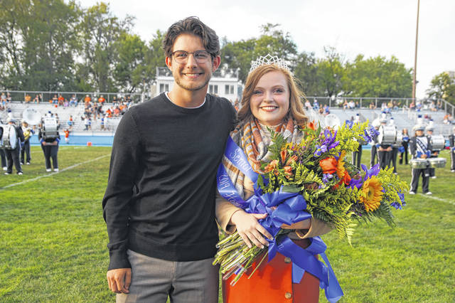 Washington High School celebrated 2019 Homecoming this week and named Josh Waters and Brooklynn Stanley the King and Queen during the game Friday evening at Gardner Park. Please see inside for many more photos from WHS and Miami Trace High School homecoming games.