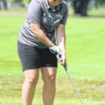 Lady Panthers win FAC golf title