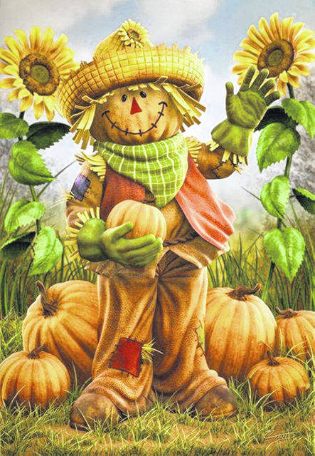 Each participating merchant in the Scarecrow Shop Hop will have a hidden scarecrow during the event. Those who find the scarecrows will win two tickets to the Pumpkin Walk that is planned to take place on Oct. 12.
