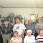 Genealogical Society holds annual picnic