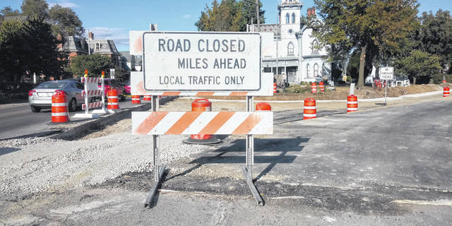 The estimated completion date for road construction on Washington Avenue has shifted from October to a later date closer to Thanksgiving. The project has been impacting local residents who live in the area.