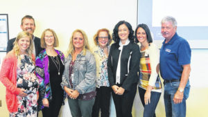 Four at FCMH graduate from leadership program