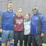 WHS duo competes at Regional xc meet
