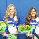 Lady Lion volleyball seniors honored