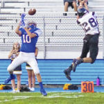 Panthers, Blue Lions split 7th, 8th grade games