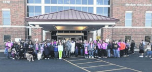 MT FFA, FCMH host 'Paint the Town Pink Walk'