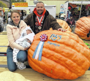 The 'Great Pumpkin' of Fayette County
