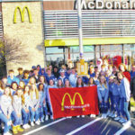 McDonald's trophy stays with Blue Lions