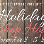 'Shop Hop' today, 'Downtown Live' in December