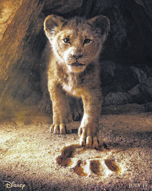"The 2019 ""The Lion King"" will be screened at the Air Force Museum Theatre."