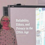 DNA expert presents at Genealogical Society meeting