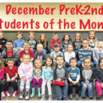 MTES December Students of the Month