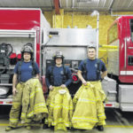 Wayne Township firefighters achieve certification
