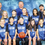 6th grade Lady Lions go undefeated