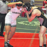 Panthers fall to Aurora at State duals